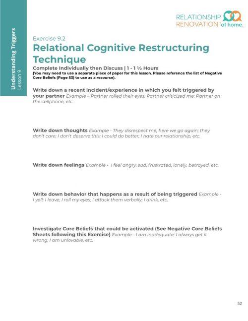 Relationship Renovation Home Manual_Sample_4