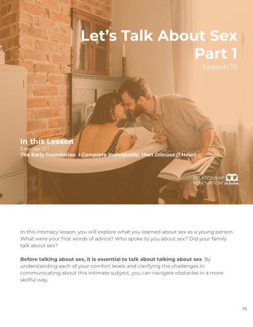 Relationship Renovation Home Manual_Sample_6