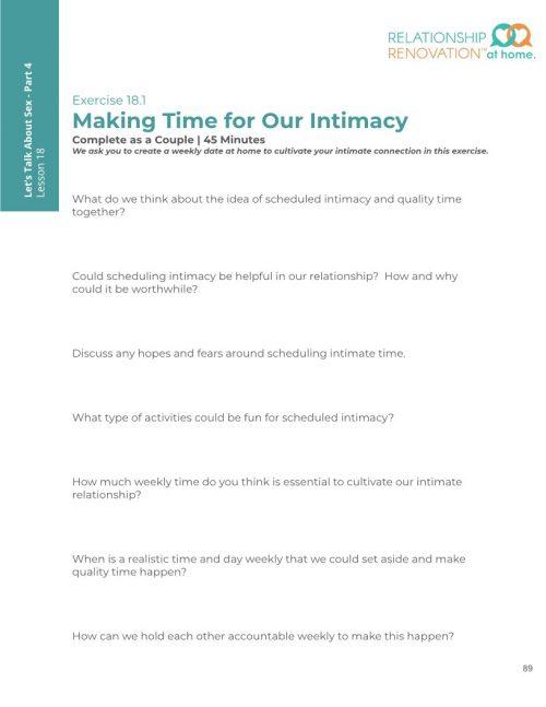 Relationship Renovation Home Manual_Sample_7